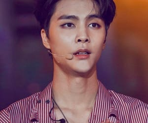 kpop, nct, and johnny image