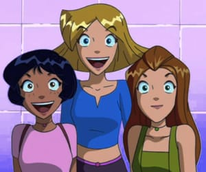 alex, cartoon, and totally spies image