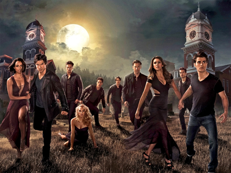 article, tvd, and characters image