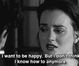 gossip girl, happy, and sad image