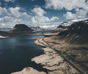adventure, car, and lake image