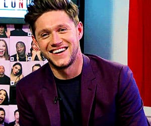 gif, niall horan, and celebrities image