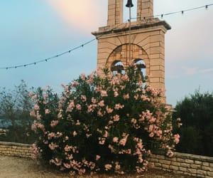 church, Greece, and love image