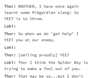 Avengers, brothers, and funny image