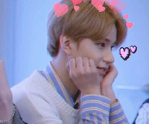 aesthetic, jungwoo, and nct u image