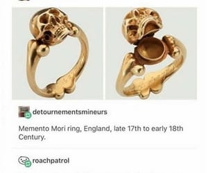 history, jewelry, and ring image