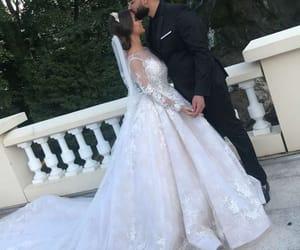 couple, mariage, and wedding image
