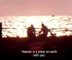 love, lana del rey, and heaven image