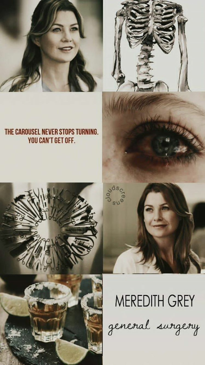 Wallpaper Grey S Anatomy Shared By Sobral On We Heart It