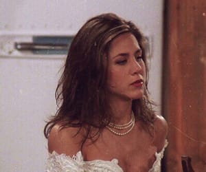 friends, 90s, and Jennifer Aniston image
