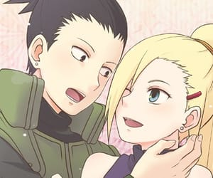 anime, shikamaru, and shikaino image
