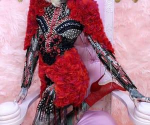 amazing, androgynous, and glam image