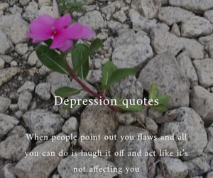 depression, life, and depress image