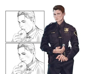 art, Connor, and game image