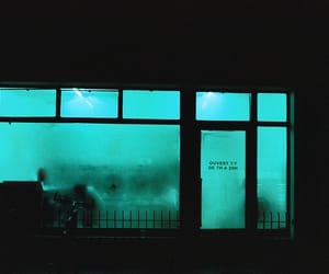 grunge, dark, and glow image