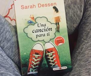 book, books, and sarah dessen image