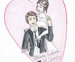 fan art, anna and the french kiss, and aatfk image
