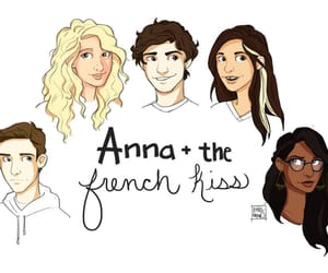 meredith, anna and the french kiss, and aatfk image