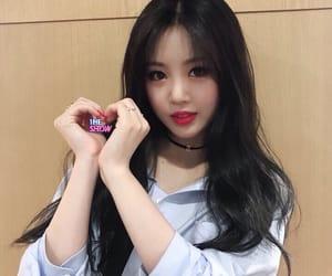 cube, girlgroup, and soyeon image