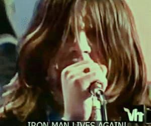 Black Sabbath, Ozzy Osbourne, and rock image
