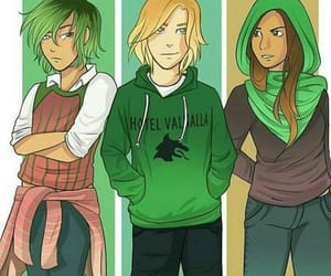 alex, chase, and magnus chase image