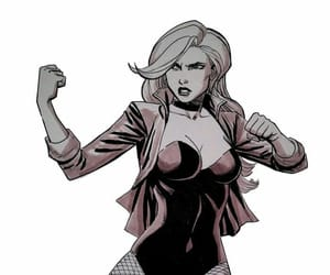 Black Canary, dc comics, and dinah laurel lance image