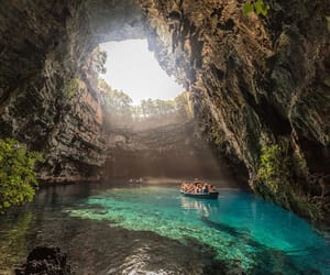 cave and summer image