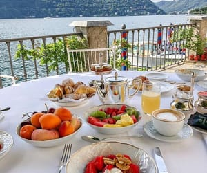 breakfast, food, and travel image