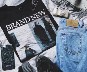 fashion, rock, and style image