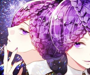anime art and land of the lustrous image