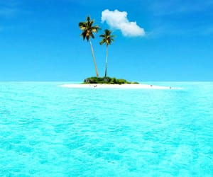 beaches, Island, and islands image