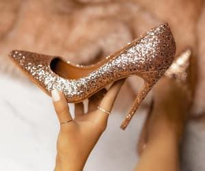fashion, glitter, and style image