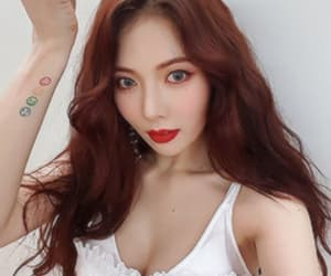 kpop, hyuna, and girl image