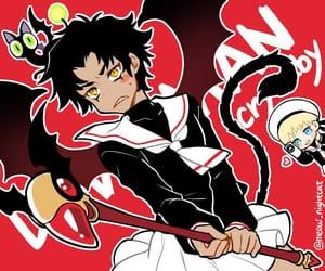 akira, ryo, and devilman crybaby image