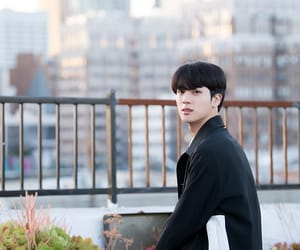 jin, dispatch, and kpop image