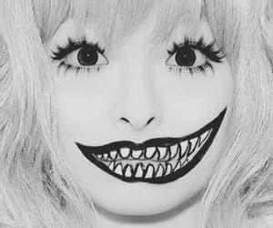 amazing, makeup, and Psycho image