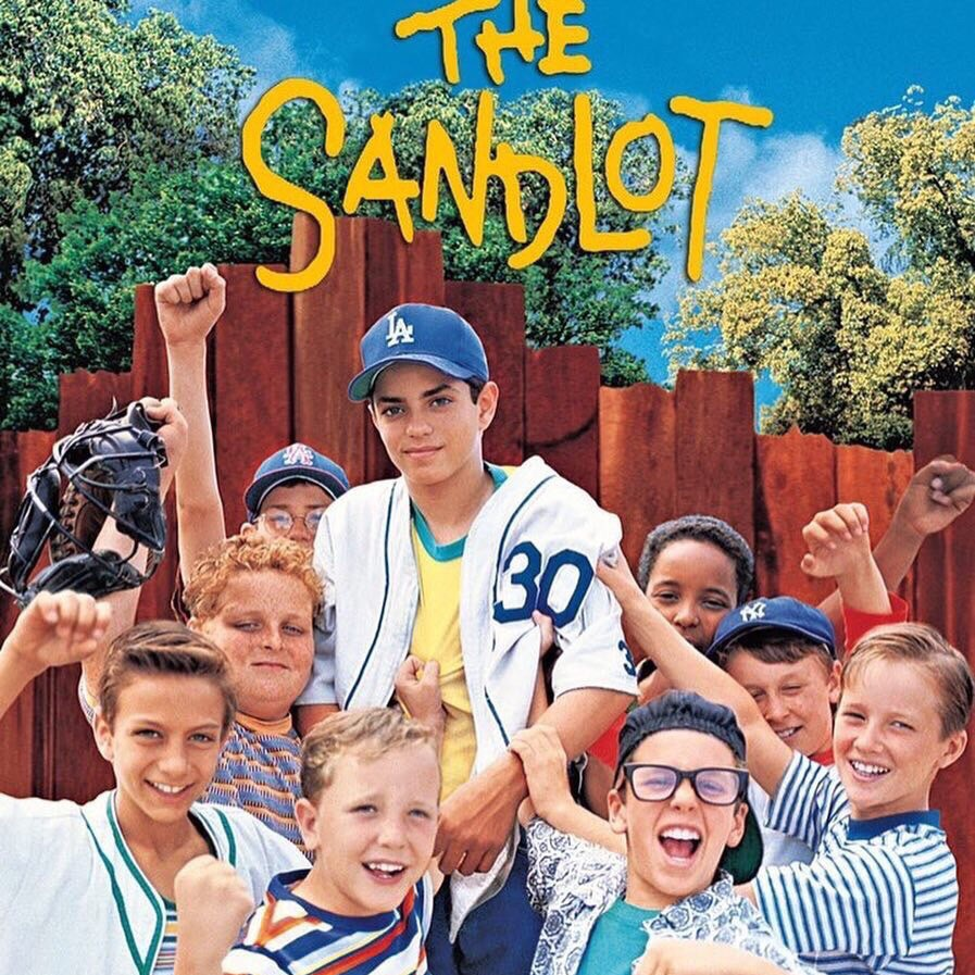 film, the sandlot, and movie image