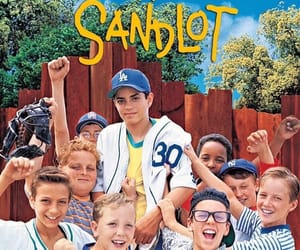 film, the sandlot, and mike vitar image