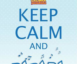galinha, kids, and keep calm image