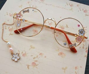 glasses, cute, and accessories image