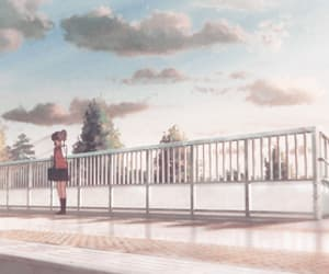 anime, gif, and kimi no na wa image