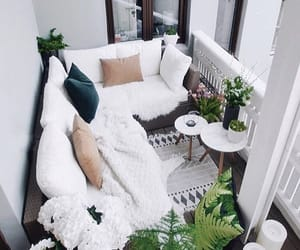 balkon, couch, and glam image