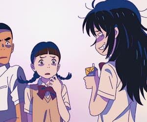 anime, gif, and makoto shinkai image