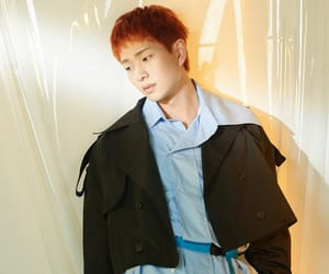 Onew, SHINee, and white image