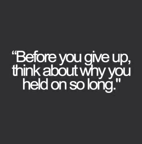 article and never give up image