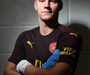 Arsenal, bernd leno, and afc image