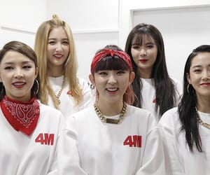 sohyun, jiyoon, and hyuna image