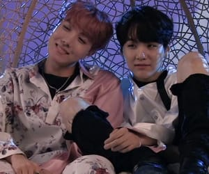bts, jhope, and min yoongi image