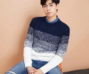 handsome boy, model, and chinese actor image