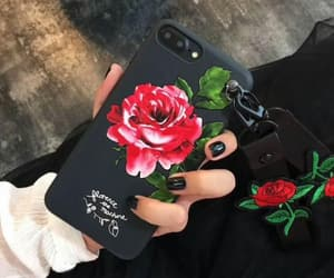 cases, fancy, and girl image